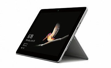 Surface Go - Intel 4415Y/ 8GB/ 128GB/ Wi Fi/ Windows 10 Pro - Silver