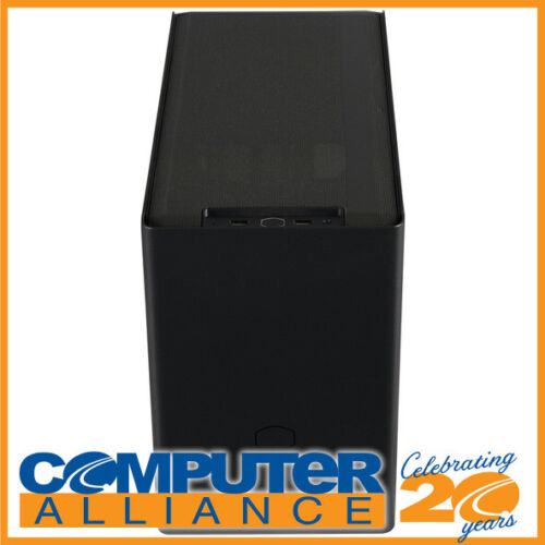 Cooler Master Mini-ITX Masterbox NR200P Black With Tempered Glass MCB-NR200P-KGN
