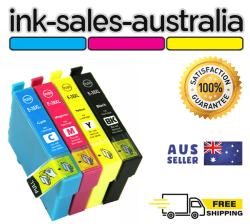 Compatible Ink Cartridges 39 39XL for Epson Expression Home XP2105 XP4105
