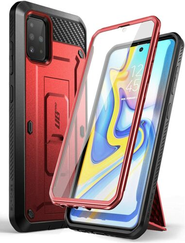Galaxy A51 Rugged Case SUPCASE UBPro 360 Full Screen Protector Kickstand Holster