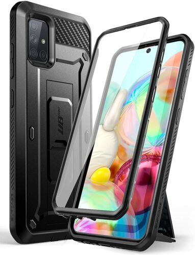 Galaxy A71 5G Rugged Case SUPCASE UBPro Full Screen Protector Kickstand Holster