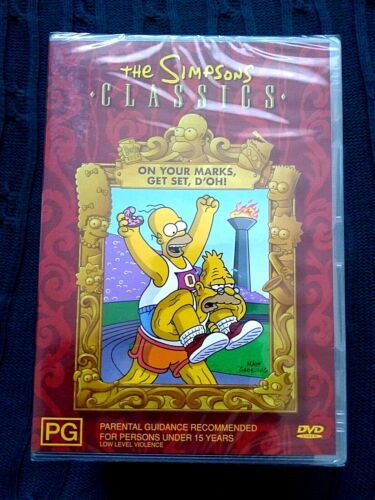 The Simpsons Dvd Got Free Shipping Au