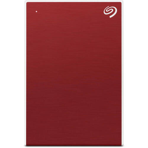 Seagate Backup Plus 4TB Portable Hard Drive USB 3.0 External HDD Red