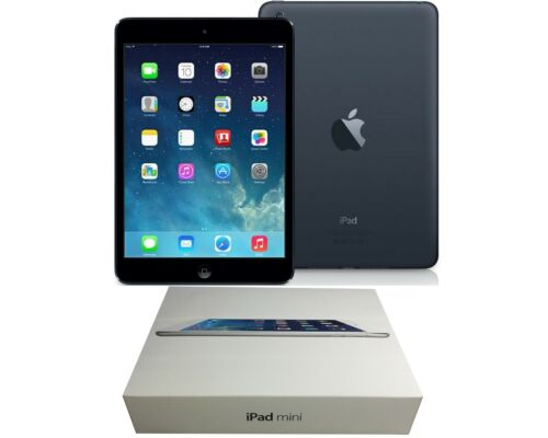 Apple iPad Mini 1st Gen. 7.9-inch, Black and Slate, 16GB, Wi-Fi Only, and Bundle