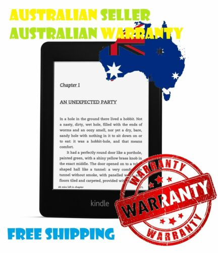 *NEW* Amazon Kindle Paperwhite WiFi 8GB E-Reader (10th Gen)  - Ships from MEL