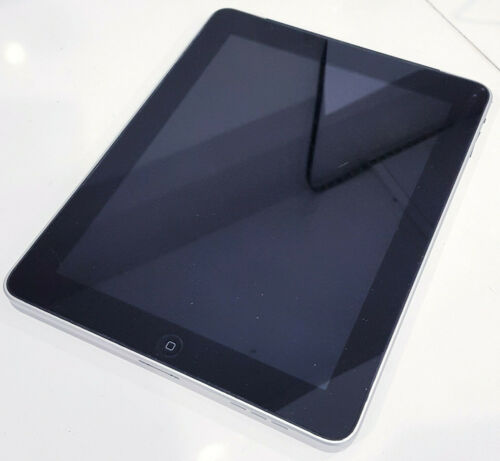 """Apple iPad 1 32GB 3G Wifi A1337 9.7"""" 256MB Ram/ SOLD AS IS/ Do not power on"""