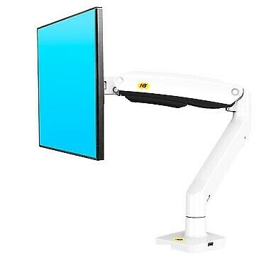 NB North Bayou New F100A Monitor Desk Mount Full Motion Swivel Monitor Arm with