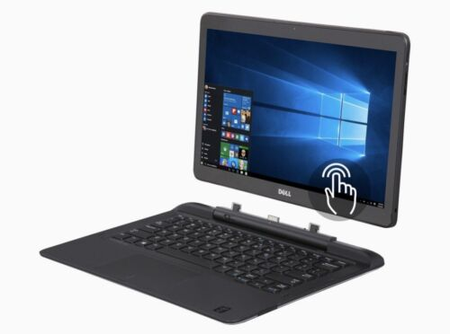 "Dell Latitude E7350 M-5Y71 8G/256GB SSD/13""/ Laptop Tablet Computer PC FHD IPS"