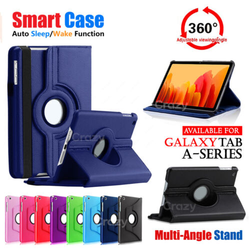 "For Samsung Galaxy Tab A 8.0"" T290 10.1"" T510 2019 10.5"" Smart Stand Case Cover"