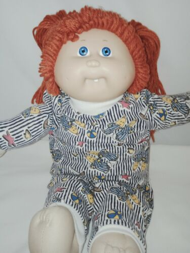"""Vintage Cabbage Patch Kid Doll 1984 CPK OOA  17""""/43cm"""