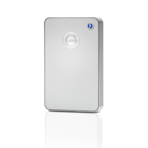 G-Technology G-DRIVE mobile USB 3.0 with Thunderbolt 1TB