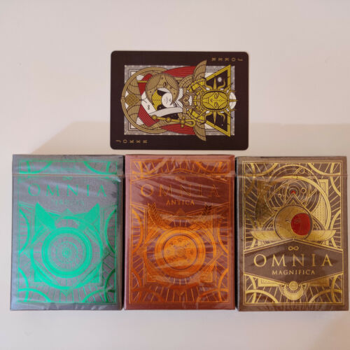 Omnia: TGA (Antica, Perduta & Magnifica) by Thirdway Industries - Numbered Seal