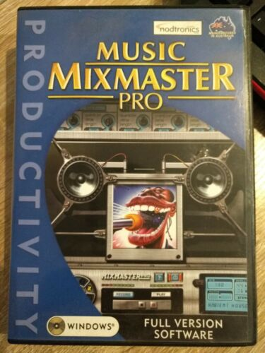 New Music Mixmaster PRO Multimedia PC VGC