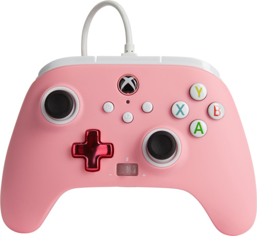 PowerA Xbox Series X Wired Controller - Bold Pink