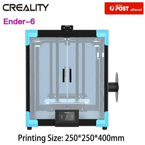 AU Creality Ender-6 Enclosed Version With Plate 3D Printer Kit Silence Mainboard