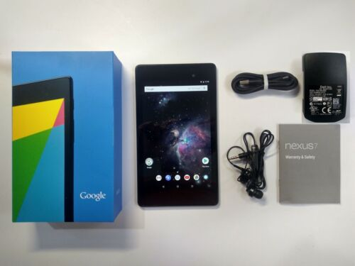"7"" ASUS Google Nexus 7 2013 (2nd Gen) 32GB Wi-Fi Tablet"