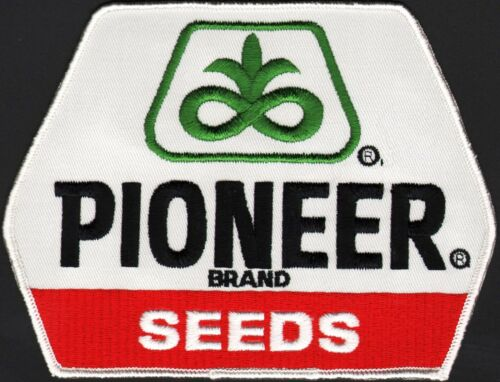 Pioneer Seed Corn ~ Old Logo ~ Old Fashioned Waterslide Decals