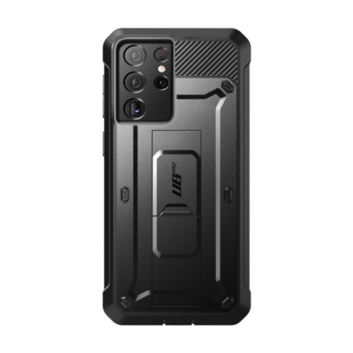 Galaxy S21 ULTRA 5G Case SUPCASE UBPRO Rugged Full Body Cover Kickstand Holster