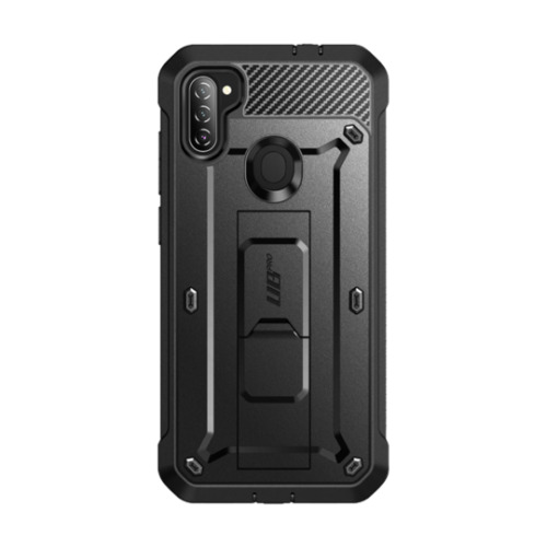 Galaxy A11 Rugged Case SUPCASE UBPro 360 Full Screen Protector Kickstand Holster
