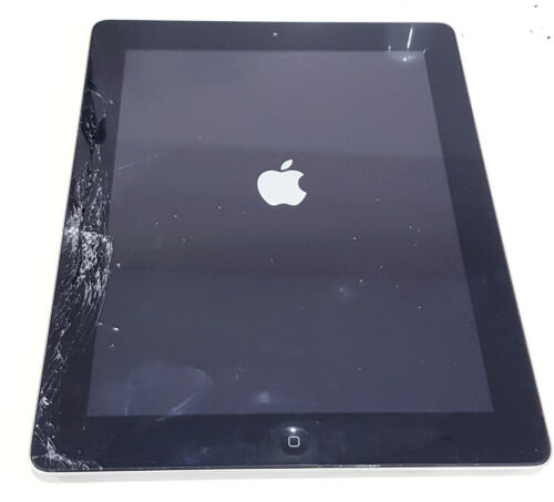 """Apple iPad 3 A1416 Wifi 32GB 9.7"""" 5MP/SOLD AS IS/Activation locked/Crack screen"""