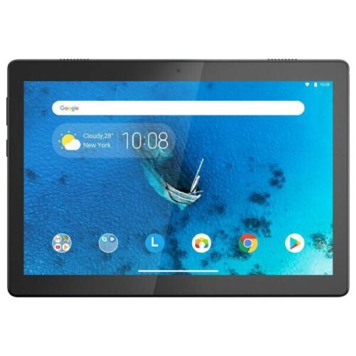 "Lenovo Tab M10 (ZA4G0030AU) HD 10.1"" Tablet Slate Black"