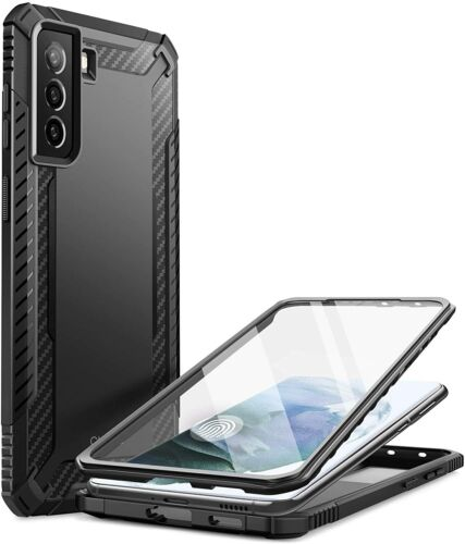 GALAXY S21+ PLUS Case CLAYCO XENON Full Body SLIM Cover with Screen Protector