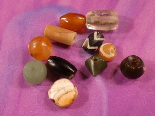 ANCIENT PYU KINGDOM RARE BEAD COLLECTION FROM YOUR FAVORITE SOURCE-PUMTEKMAN