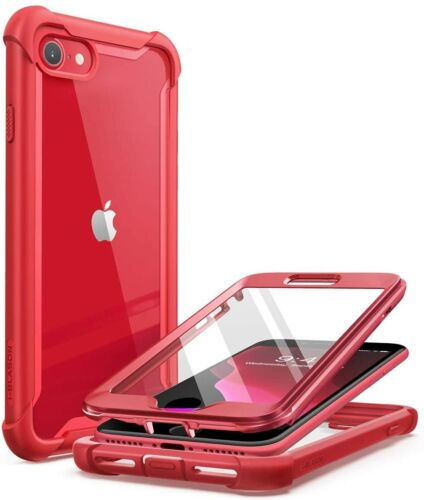 iPhone 7 8 SE 2nd Gen Case 2020 i-BLASON ARES 360 Rugged Cover Screen Protector