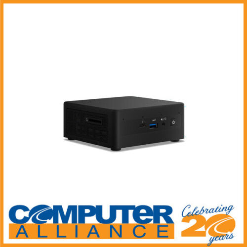 """Intel RNUC11PAHI70000 Panther Canyon NUC Gen11 Core i7 M.2 & 2.5"""" HDD with Wirel"""