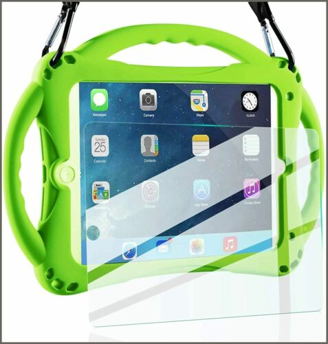TopEsct iPad Mini 4 Case Kids Shockproof Handle Stand Cover