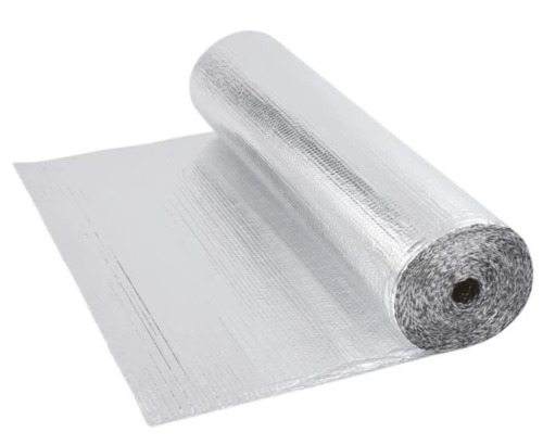 Camper Van insulation, single foil. 10m2 (2 Rolls) Free Postage <br/> Cheapest on Ebay...We are the manufactures buy british