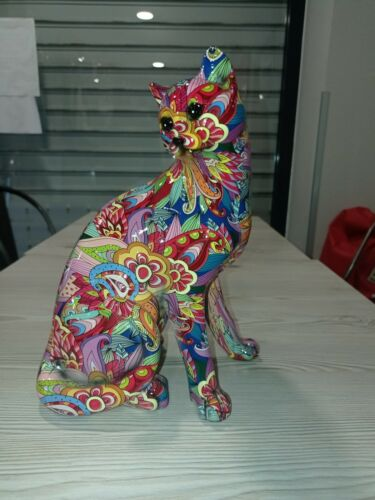 Chat Assis Groovy Art