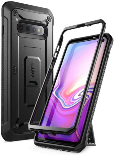 For Galaxy S10 / S10+ S10 Plus Case SUPCASE UBPRO Shockproof Cover Holster