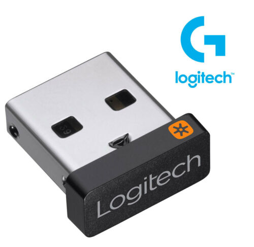Logitech USB Unifying Receiver 910-005239 To Suit Unifying Mouse or Keyboard