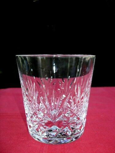 SAINT LOUIS MASSENET DOUBLE OLD FASHIONED WHISKEY GLASS VERRE GOBELET A WHISKY