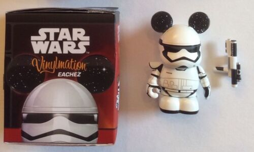 Stormtrooper Squad Leader 3 inch Vinylmation Star Wars The Force Awakens Limited