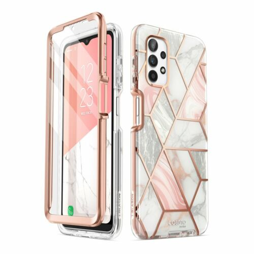For Samsung Galaxy A32 5G, Full-Body Stylish Protective Cosmo Series Case