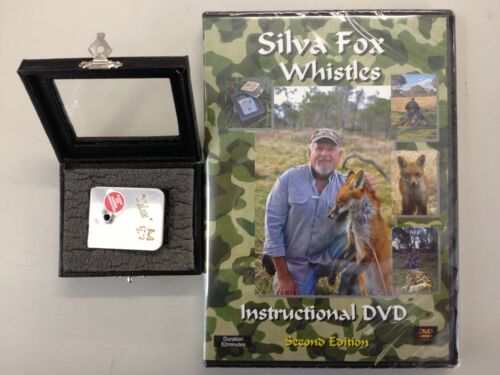 Silva Fox Whistle & DVD . The Ultimate Fox Whistle. Calls up to 1000 yards.Other Hunting - 383