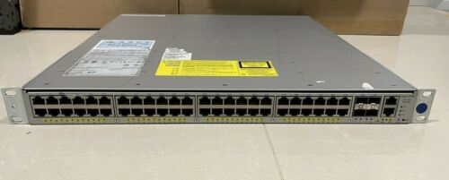 CISCO WS-C4948E V07 Layer 4 Switch 48 Ports Manageable Catalyst