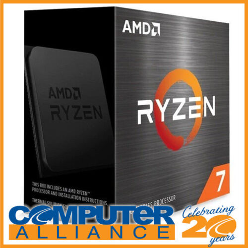 AMD AM4 Ryzen 7 5700G 8 Core 3.8GHz CPU with Wraith Stealth Cooler