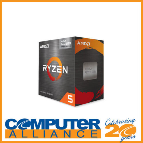 AMD AM4 Ryzen 5 5600G 6 Core 3.9GHz CPU with Wraith Stealth Cooler