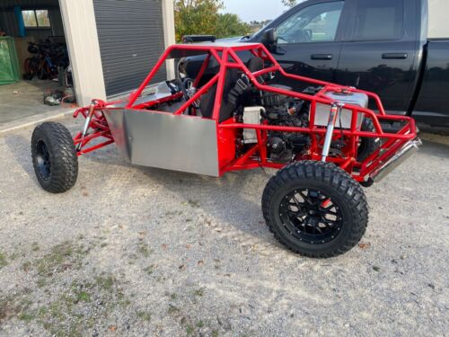 Off road buggy 1000 cc VTR  v twin