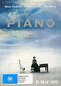 Holly Hunter Harvey Keitel THE PIANO (SPECIAL COLLECTOR'S EDITION) DVD