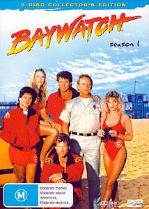 BAYWATCH - COMPLETE SEASON 1 (COLLECTOR'S EDITION) 6 DISC BOX SET DVD