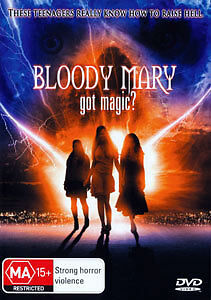 BLOODY MARY - MANIACAL URBAN MYTH SLAUGHTER HORROR DVD