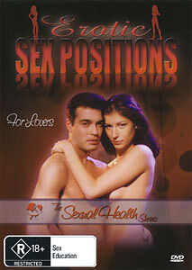 EROTIC SEX POSITIONS (REVOLUTIONARY GUIDE TO LOVEMAKING) - SEX EDUCATION DVD