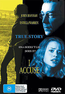 Estella Warren I ACCUSE - RAPIST DOCTOR TRUE STORY DVD
