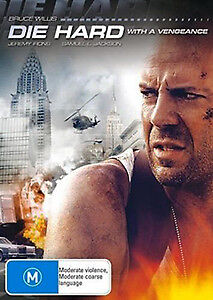 Bruce Willis DIE HARD WITH A VENGEANCE DVD