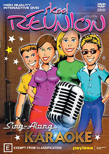 SING-ALONG KARAOKE - SKOOL REUNION DVD