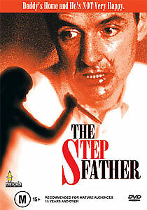 Terry O'Quinn Shelley Hack THE STEPFATHER DVD